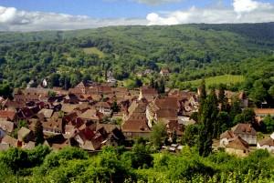 ville Andlau Alsace